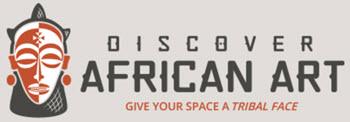 Discover African Art Logo