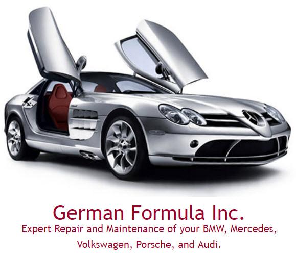 Mercedes Repair - German Formula