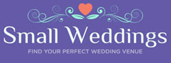 Small Weddings logo