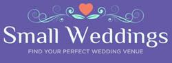 Small Weddings logo